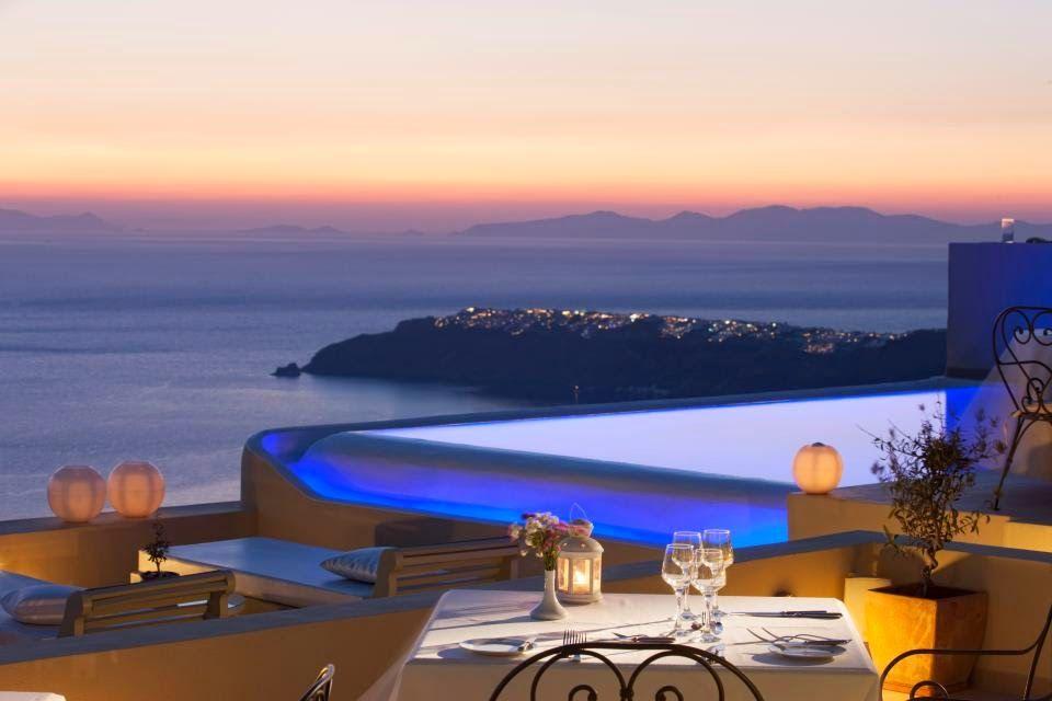 Passion For Luxury : La Maltese Estate, Santorini