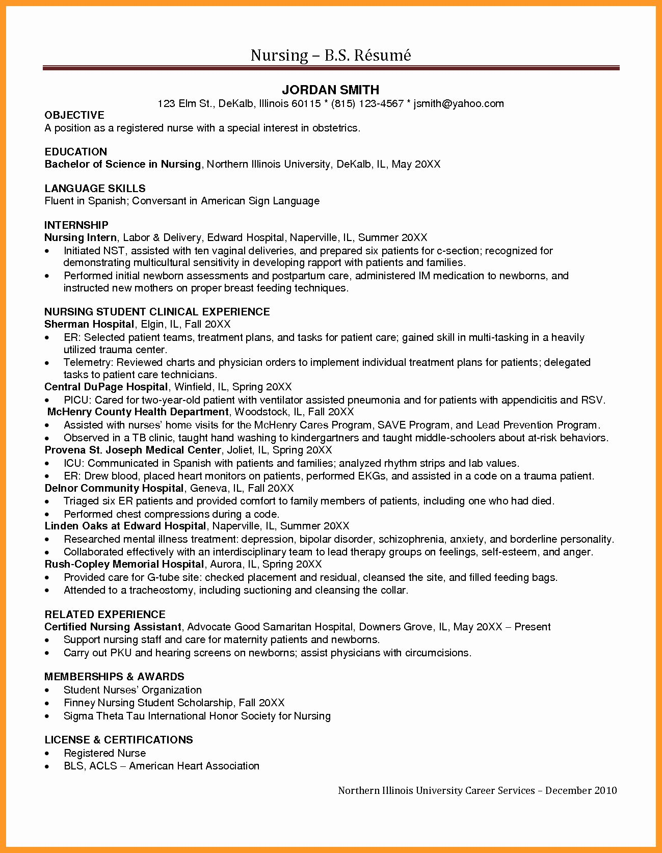 23 Home Health Nurse Job Description Resume