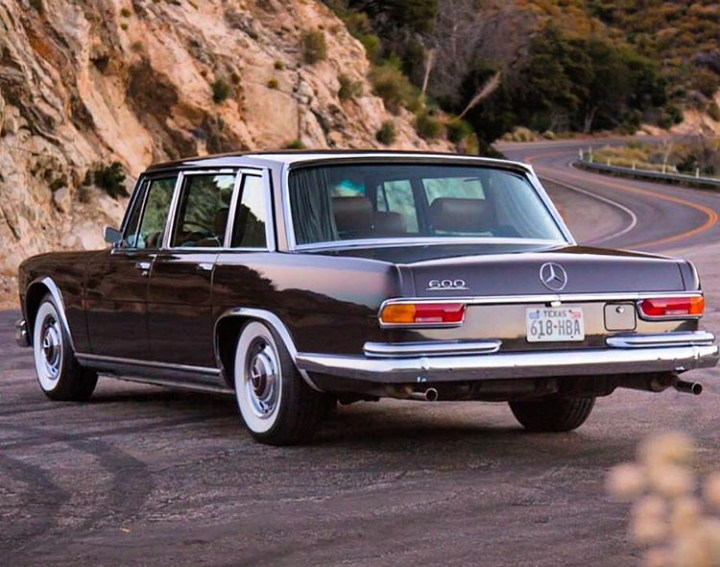 I M A Sucker For A 600 With Whitewalls Call Me Simple Mercedes Benz Classic Daimler Benz Mercedes Benz Cars