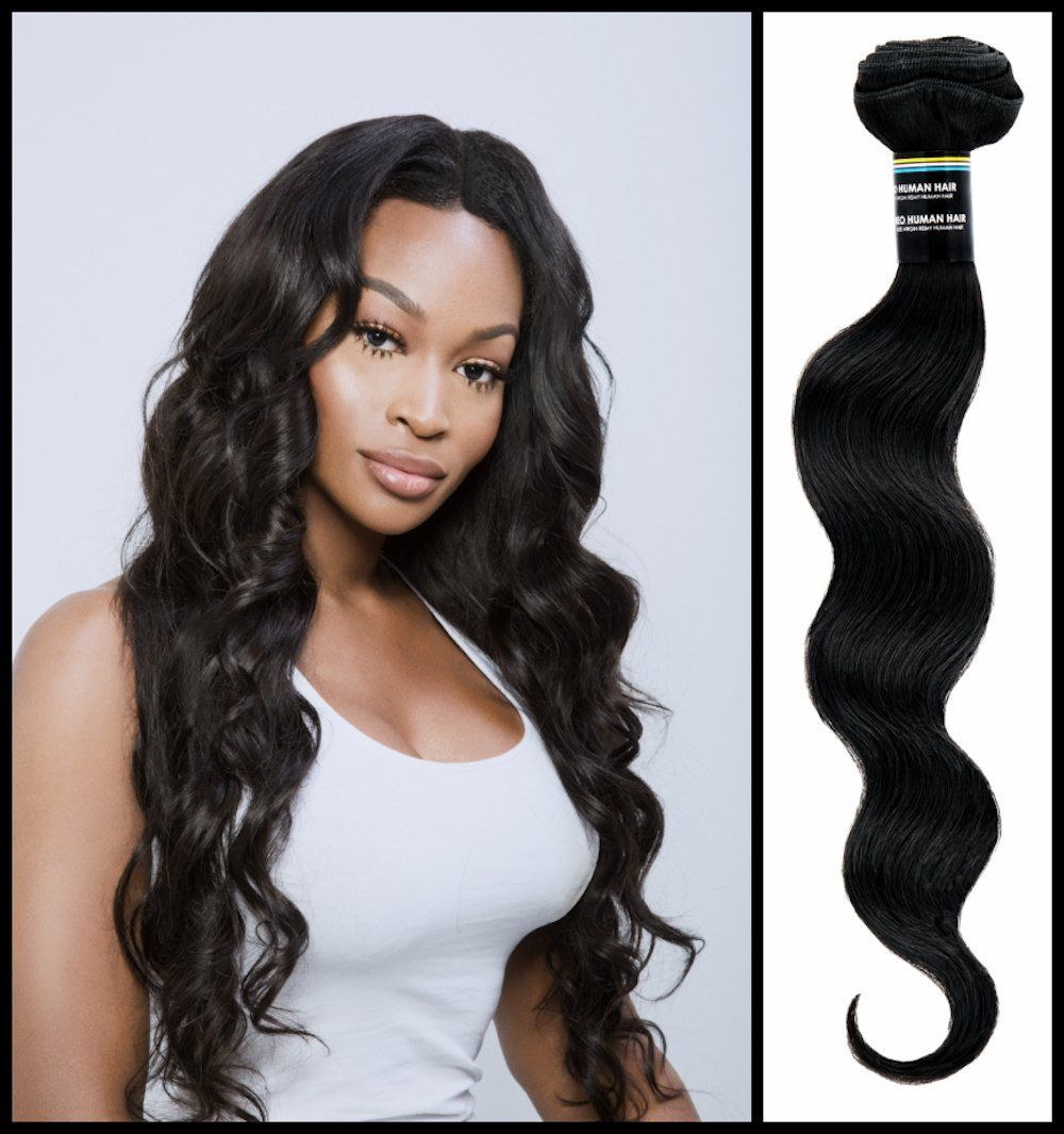 Neo 24 Inch Brazilian Body Wave Hair Extensions Best Quality Virgin