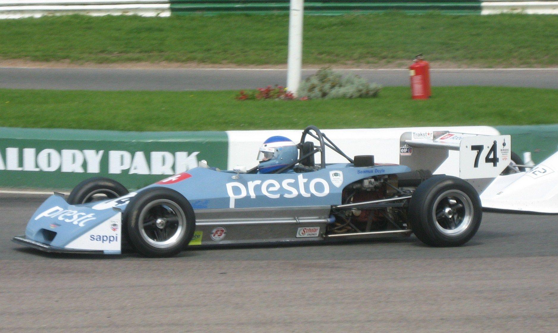 1978 Lola T580 (A) (HSCC) | Classic / Historic Formula Ford 2000 ...