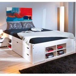 Lit Multi Rangement Design Till 160 Atylia Meubles Divers Bed