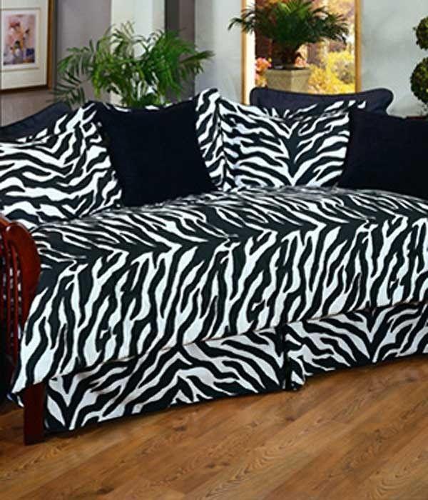 Zebra Print Sofa Covers Aliexpress Modern Style Black Grey