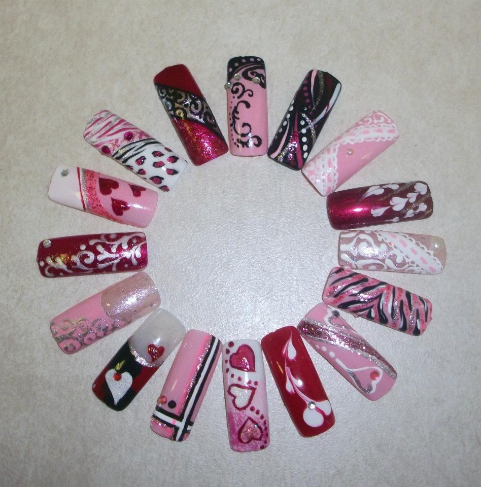 My nail art wheel   My Nail Art   Pinterest   Nail art wheel, Wheels ...