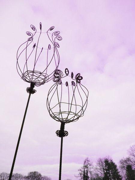Landwerke, Schwanewede | drahtobjekte | Pinterest | Wire art