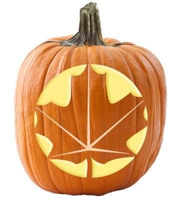 10 midwest pumpkin stencils pumpkin art pumpkin carving for Fall pumpkin stencils