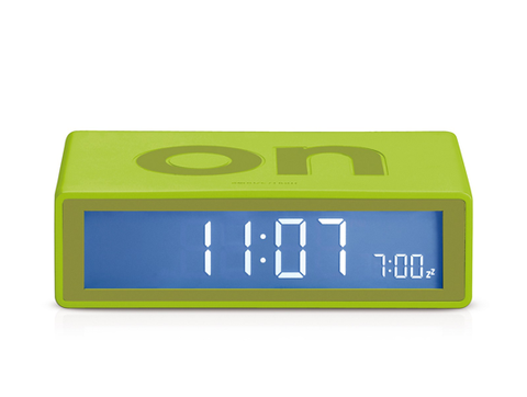 DesignShop - FLIP alarm clock