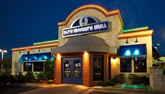 Bleu Monkey Grill Hot Springs Ar 4253 Central Ave Yummmmy