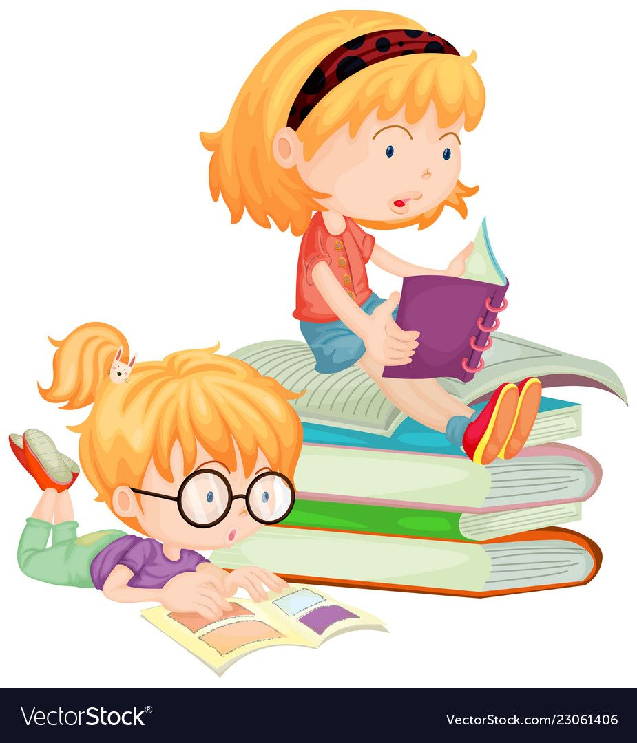 15+ Free Animated Reading Clipart