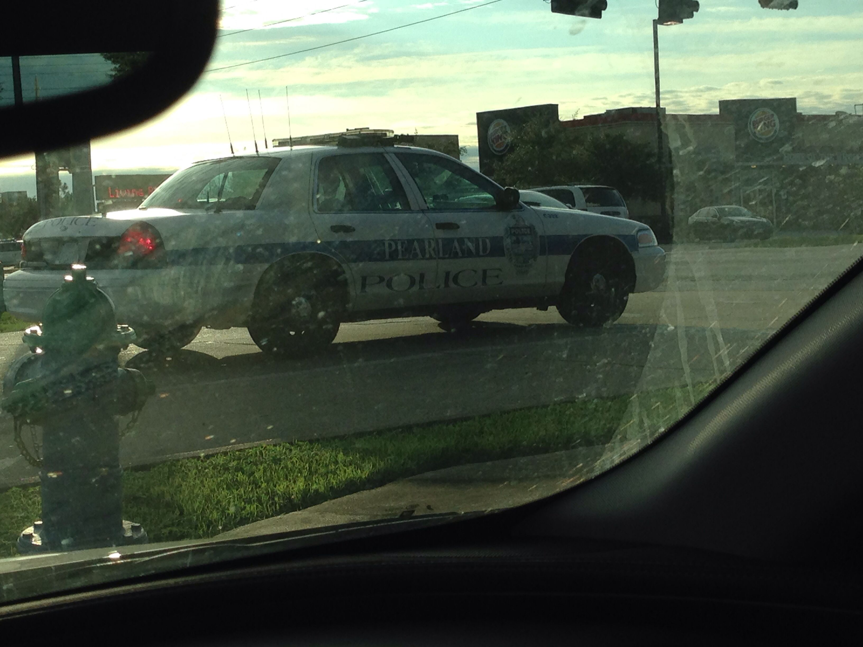 Pearland Police Ford Crown Victoria Texas Police Police Cars Ford