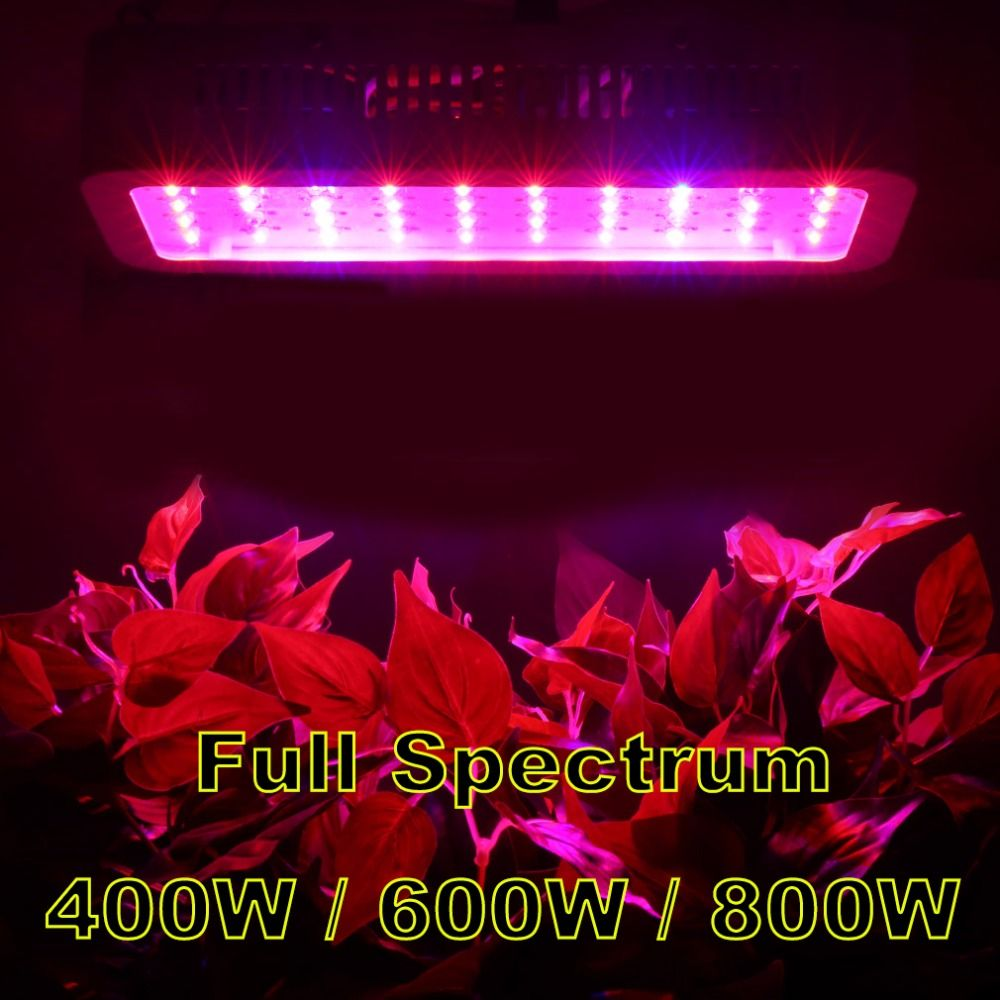 High Power Full Spectrum 400w 600w 800w Led Grow Lights Horticulture Garden Flowering Hydroponics Vegetables Led Grow Lamps Grow Lights Led Grow Hydroponics