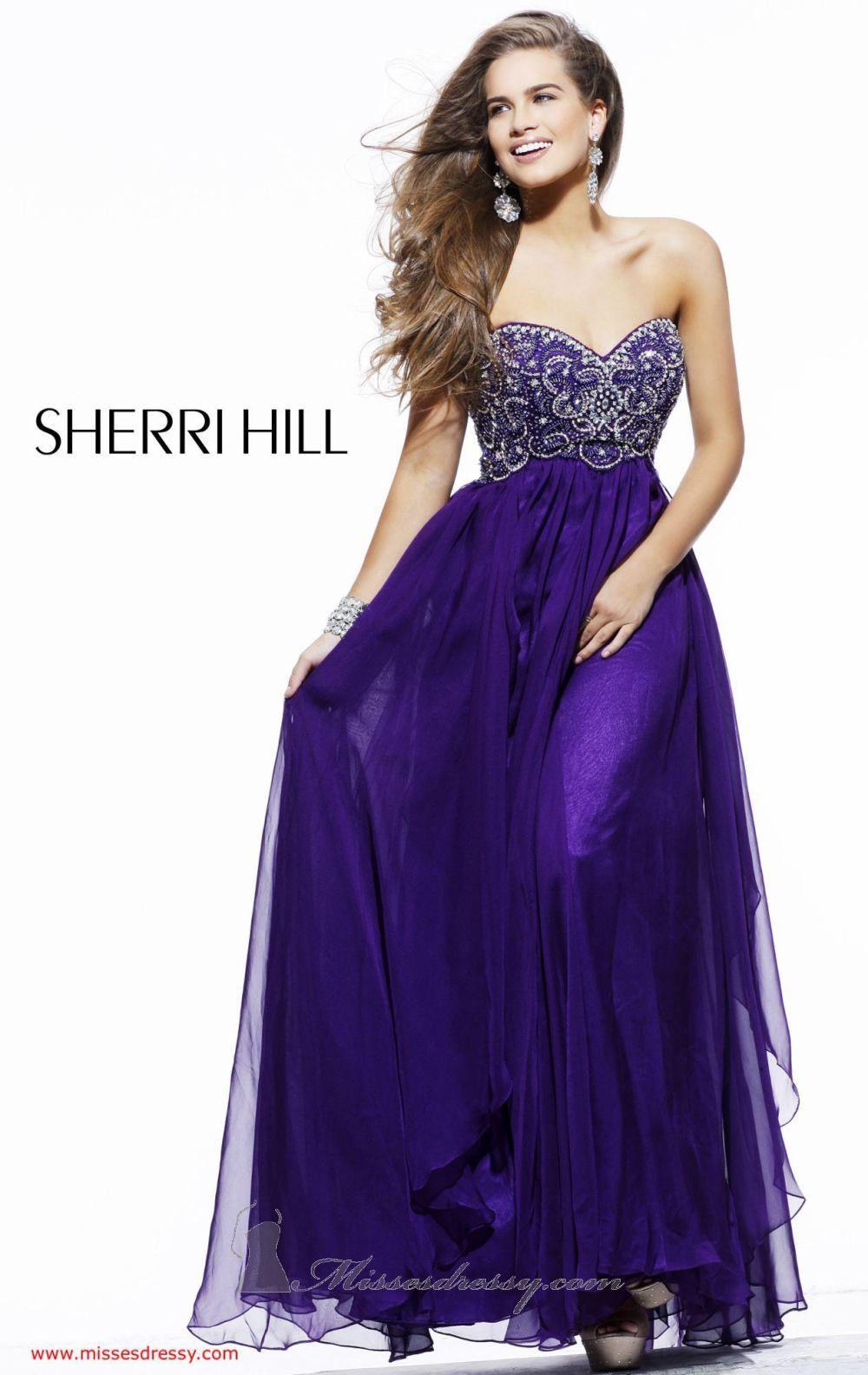 Sherri Hill 3802 Vestido - MissesDressy.com | formatura | Pinterest ...