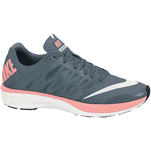 Women's Nike Lunarspeed+ Running Shoes. Size 11.5 (Armory Slate/Summit White -Atomic