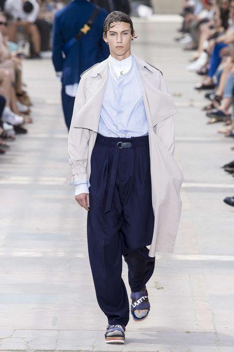Louis Vuitton, Printemps/Eté 2018, Paris, Menswear