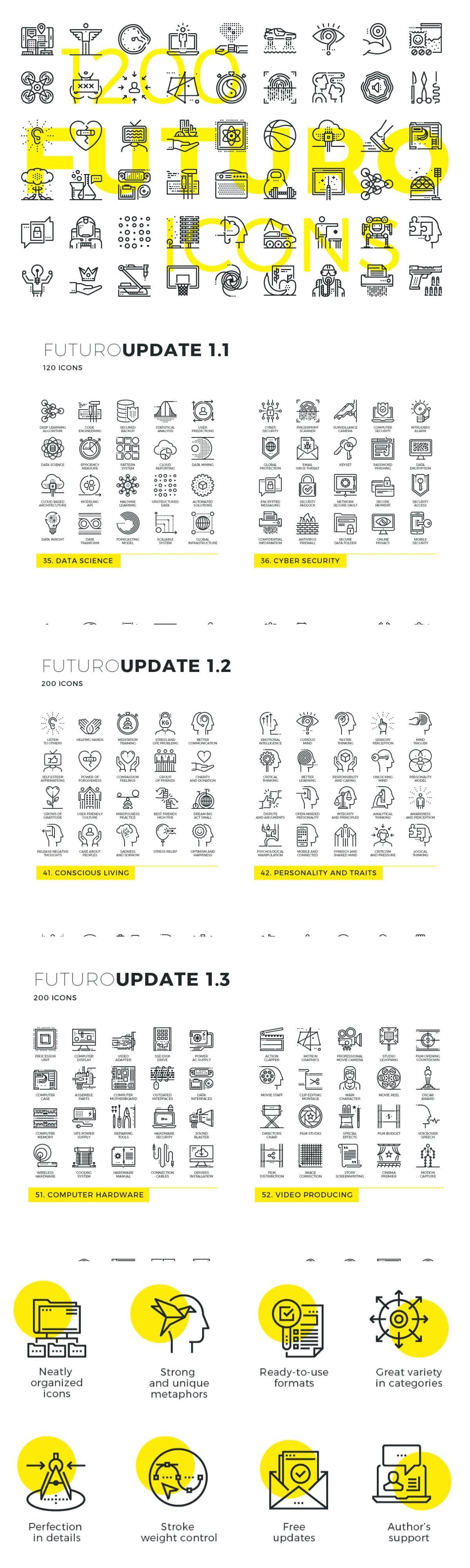 Download Futuro Line Icons | Line icon, Icon, Energy symbols