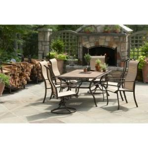 Martha Stewart Living Cardona 7 Piece Patio Dining Set DISCONTINUED DCDA7PC  At The
