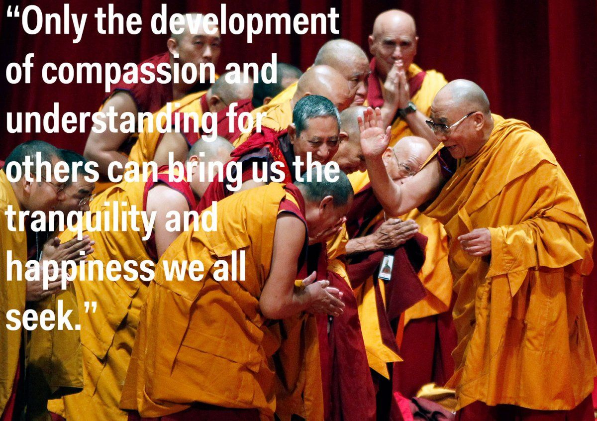 Dalai Lama Quotes Life 12 Dalai Lama Quotes That Will Make You Think Differently About