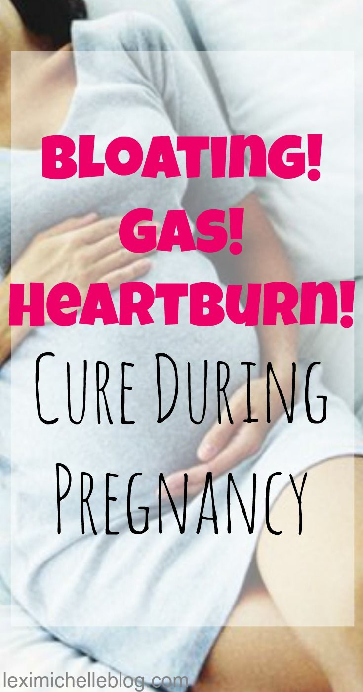 Natural Home Remedies For Gas During Pregnancy