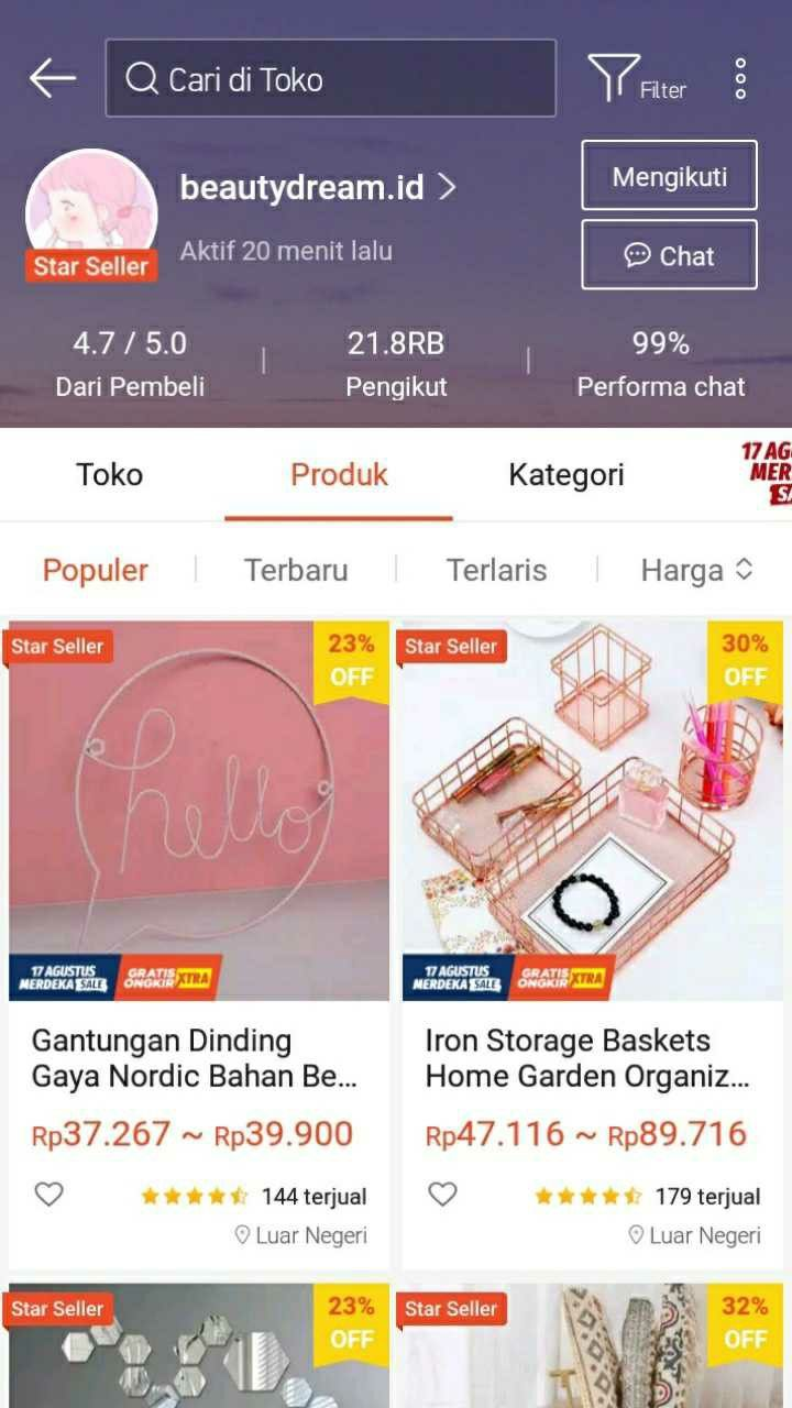 Pin Di Shopee