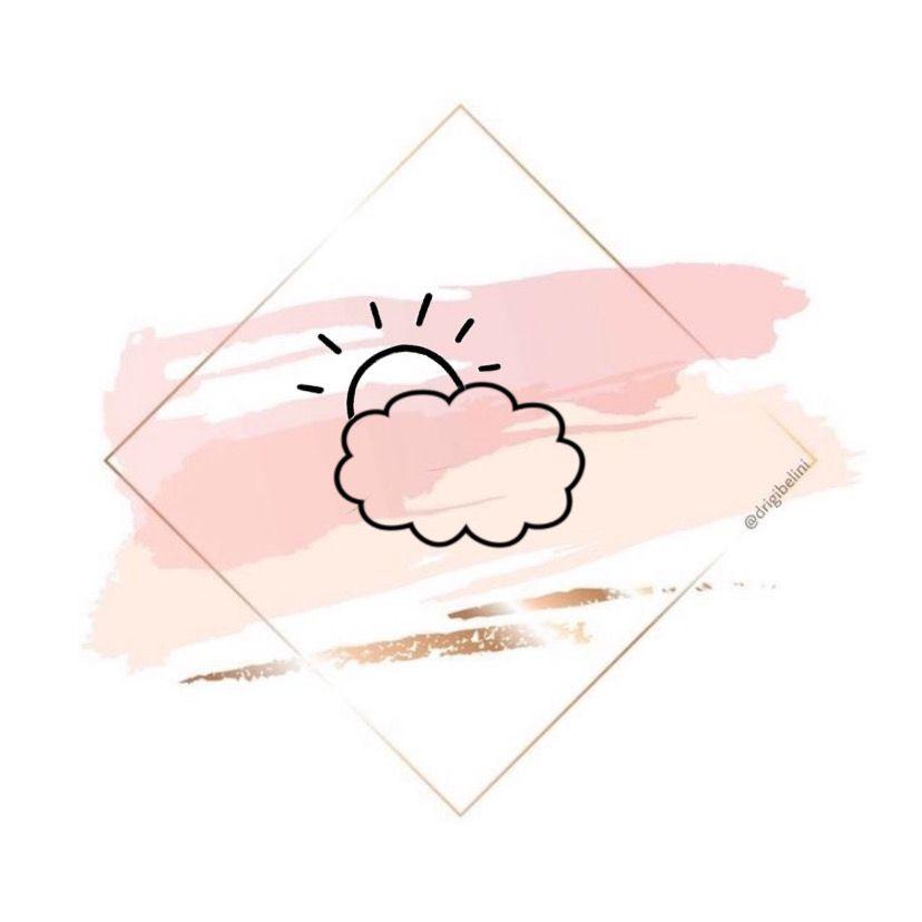 Weather Icon Em 2020 Logotipo Instagram Imagens De Instagram Ideias Instagram