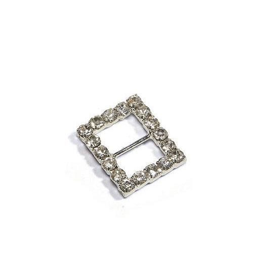 Mini Crystal Buckle (Pack of 3)