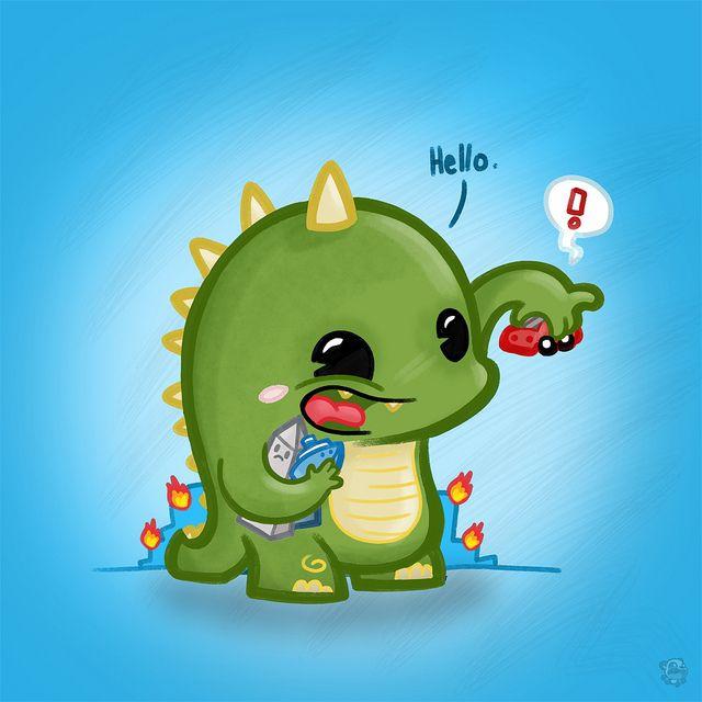 Godzilla says Hello    Animals in 2019   Godzilla, Godzilla