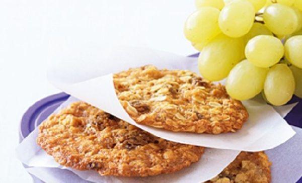 طريقة عمل بسكويت الشوفان الصحي بالزبيب طريقة Recipe Food Arabic Food Breakfast
