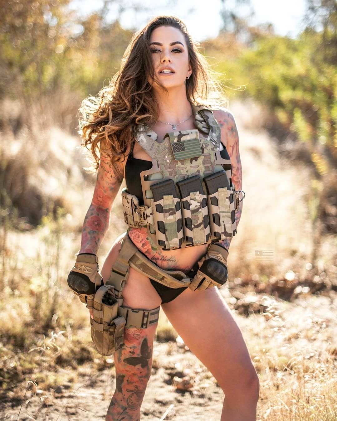 Army Soldier Girl Costumes