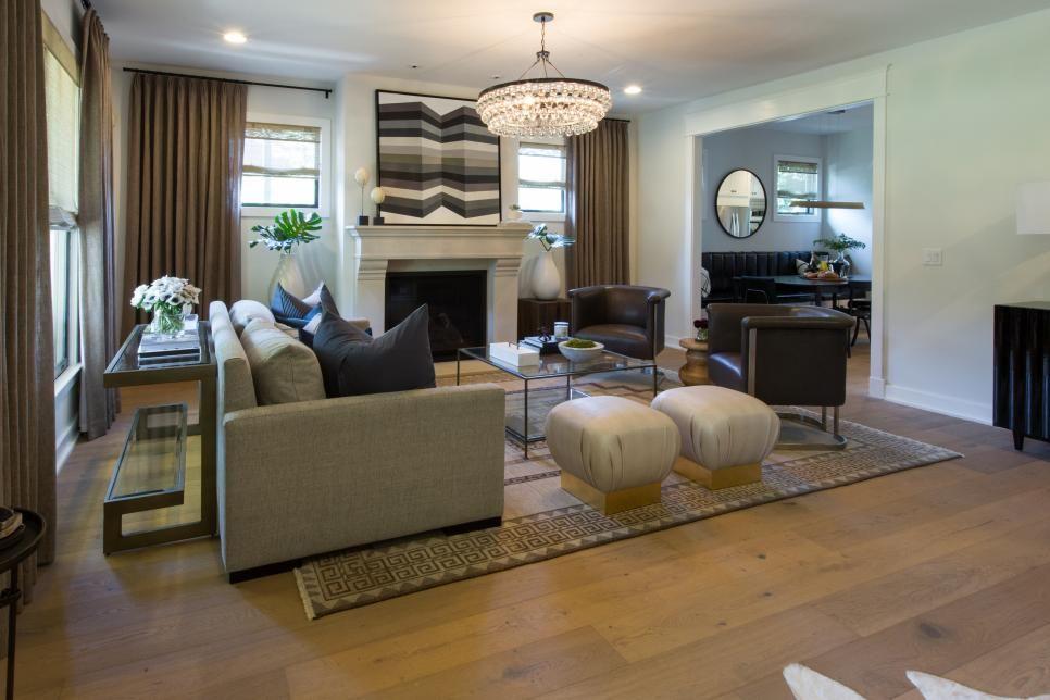 Hgtv S Stars Best Living Room Makeovers Hgtv In 2020 Best Living Room Design Hgtv Living Room Living Room Makeover