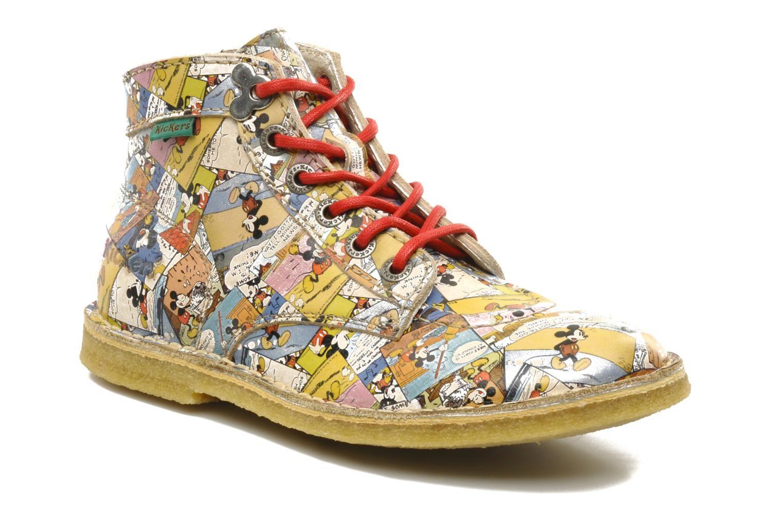 2899224790ecbd LEGEND DISNEY Kickers (Multicolore) Bottines et boots LEGEND DISNEY Kickers  chez Sarenza