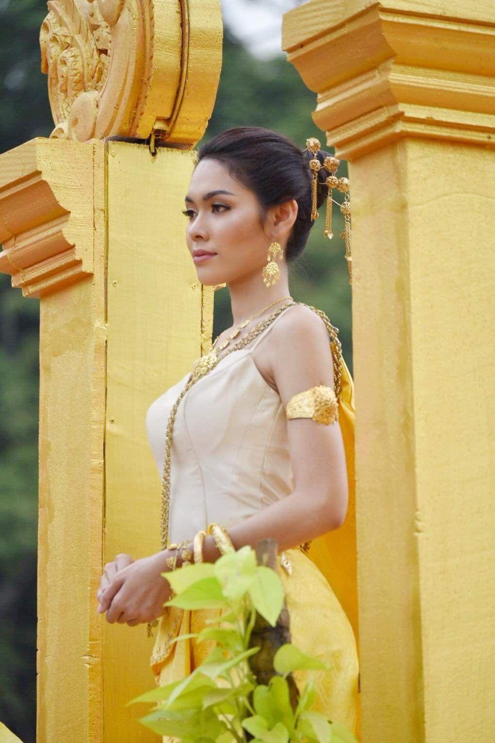 Pin by sokay tuy on khmer culture fashion u dance in