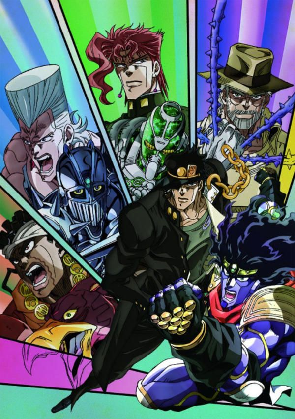 Stardust Crusaders Promo | JoJo's Bizarre Adventure | Know ...