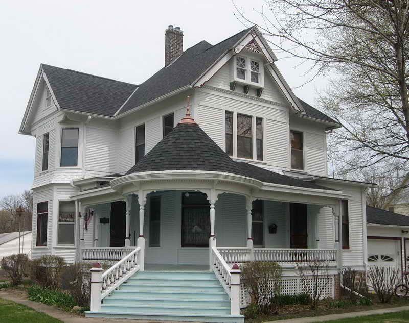 Farmhouse House Plans Wrap Around Porches