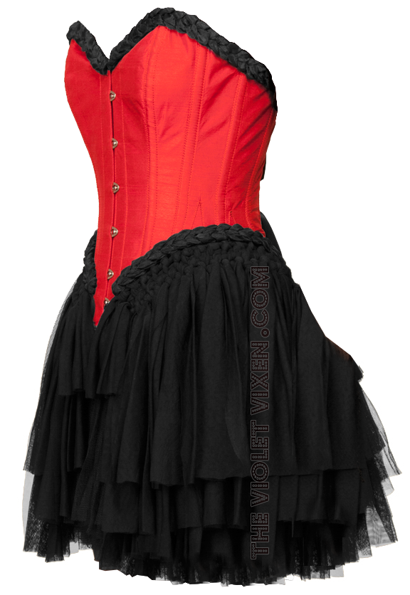 Gorgeous new dresses! Super sexy Can-Can Corset Dress in multiple colors! The Violet Vixen - Can-Can Corset Dress Red, $192.00 (http://thevioletvixen.com/clothing/can-can-corset-dress-red/)
