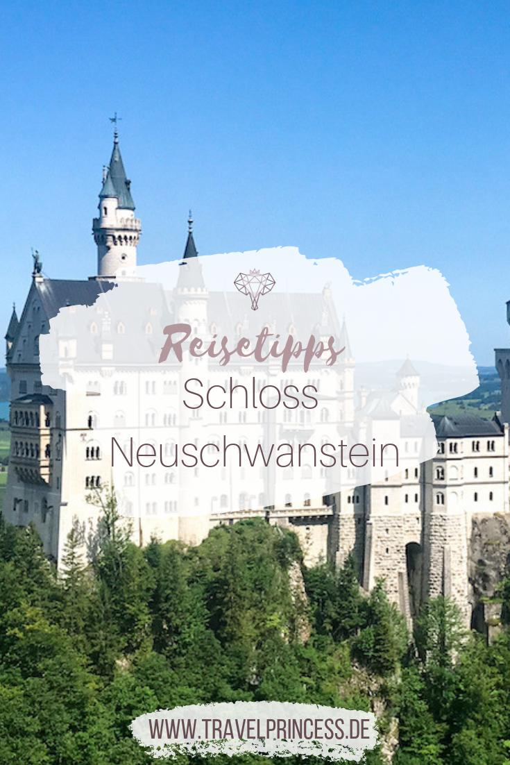 Schloss Neuschwanstein Die Besten Tipps Fur Deinen Besuch Schloss Neuschwanstein Reisen Allgemein Neuschwanstein