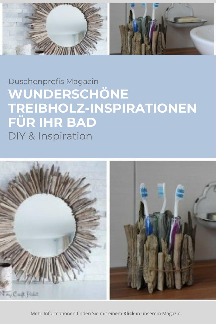 Treibholz Deko Ideen Fur Ihr Bad Originelle Inspirationen Diys