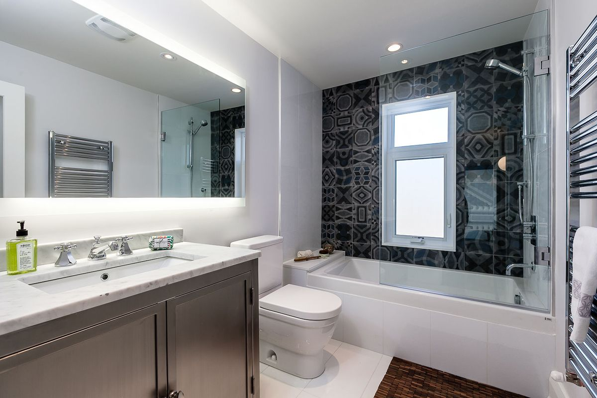 the $1.6-million home that proves humewood is becoming a renovation hotspot | beautiful bathroom