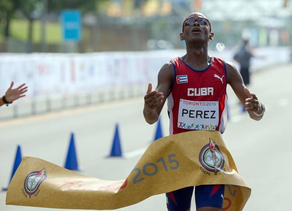 JUEGOS PANAMERICANOS TORONTO 2015: RICHER PEREZ GANA EL ORO PARA CUBA EN MARATÓN | SOLO TIPS