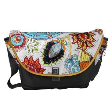 "918fe830dab6 Title   39 Art Abstract Bold Messenger Bag Description   ""Abstract-Prints"""