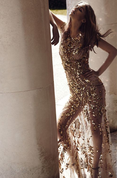 gorgeousssssssss dress! but a little too see through for prom... (wearing a slip)