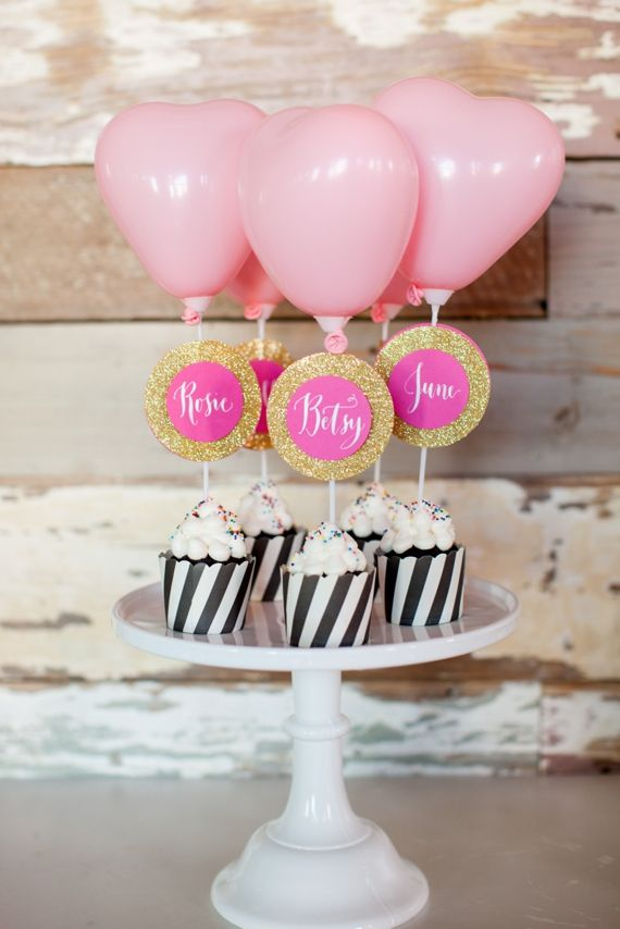 modern bridal shower inspiration photo by kristin nicole photography read more http