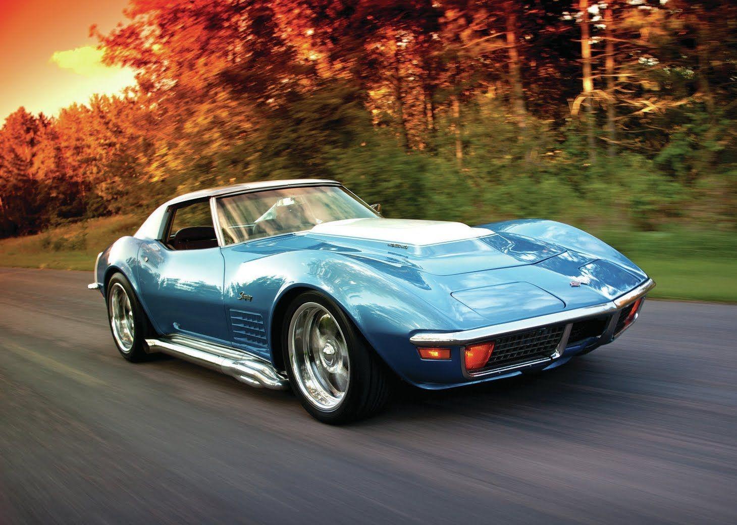 Kelebihan Corvette 1972 Tangguh