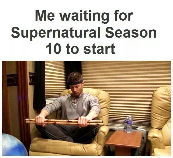 Waiting. ..