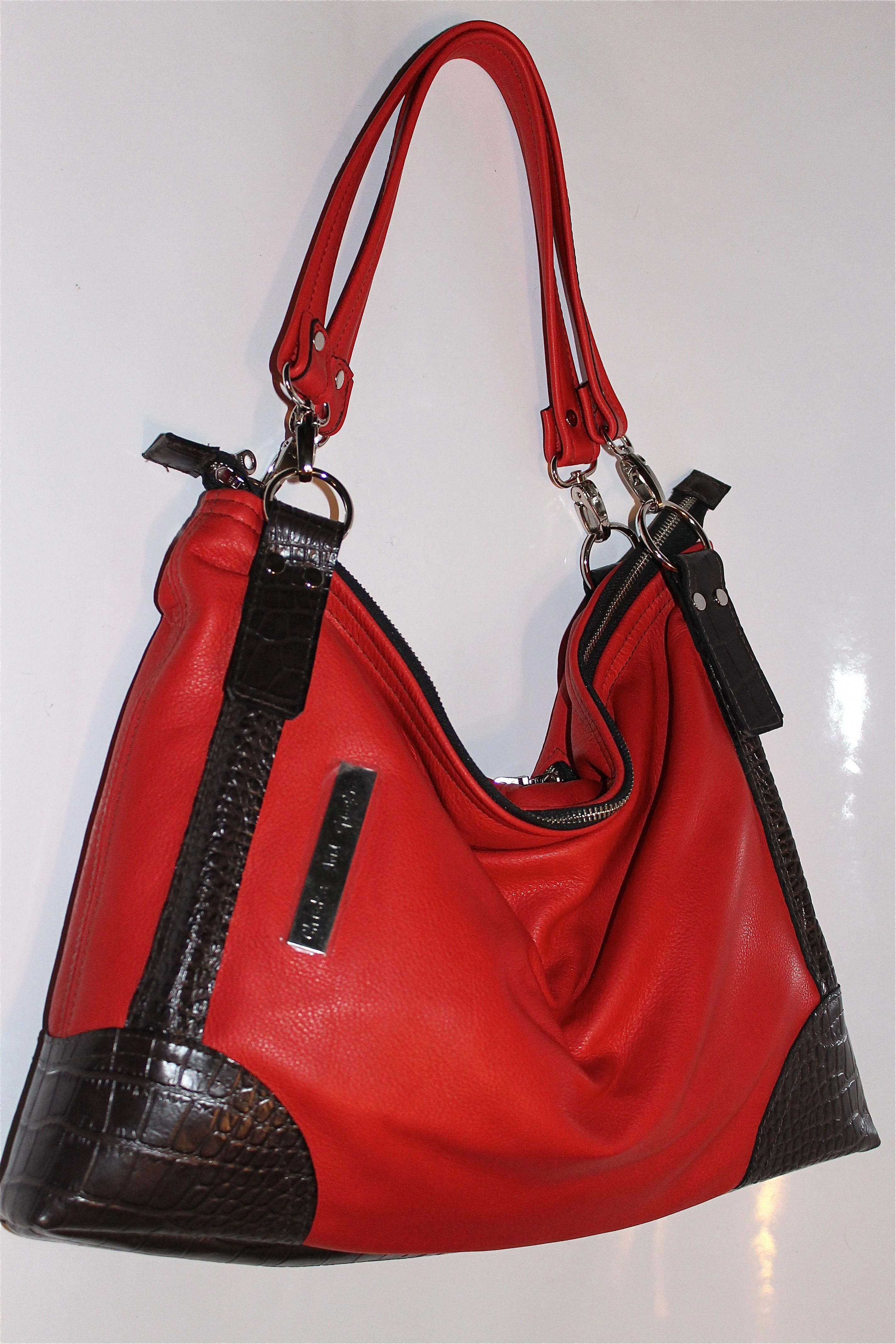 S And Ies Sold One Of A Kind Leather Handbag All
