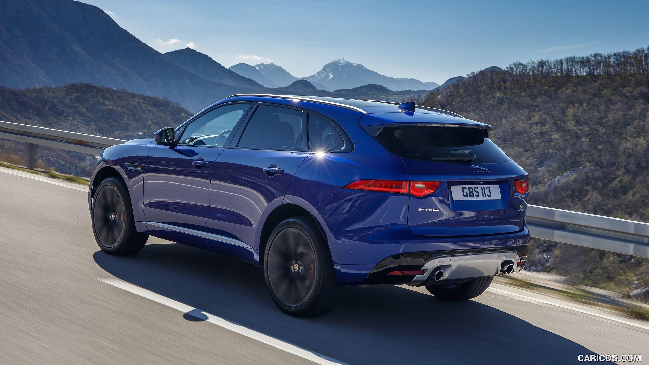 2017 Jaguar F Pace S Jaguar Daihatsu Blue Jaguar xe r dynamic 2019 5k 2