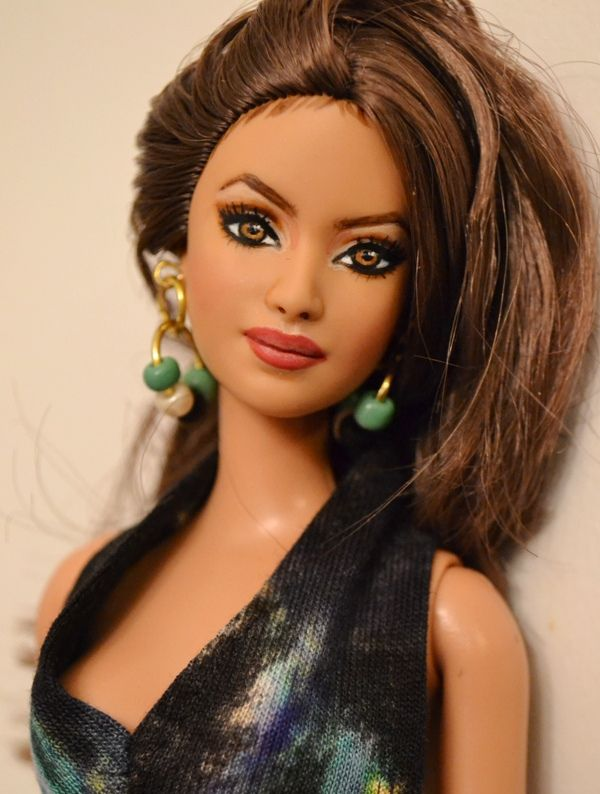 Fashion Fever Blonde Glasses Barbie