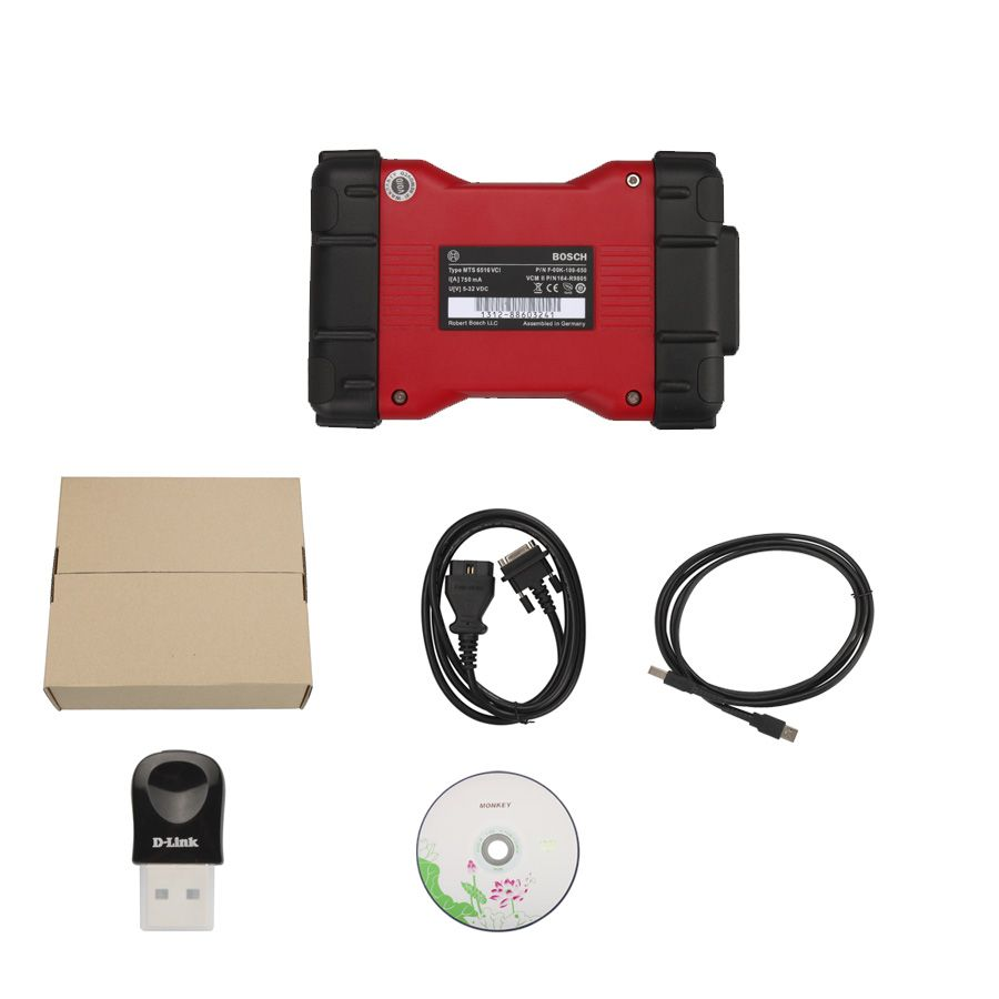 Quality A Ford VCM II China Wifi With V98 Ford IDS Software