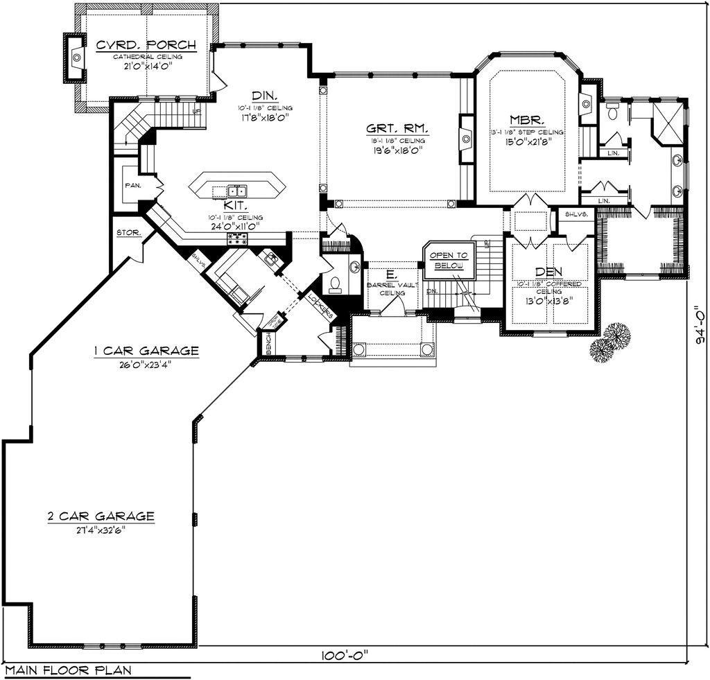 House Floor Plans With 4 Car Garage Garage House Plans Garage Floor Plans French Country House Plans