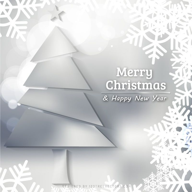 merry christmas and happy new year light gray background free christmas backgrounds christmas background vector