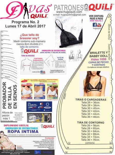 Patrones. - Hugo Quili Tienda Online | Patrones | Pinterest ...